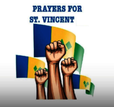 St Vincent volcano LGBTQ+ fund #prayforstvincent