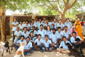 We employ 50 local staff at TOLFA