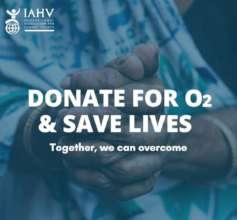 IAHV India Covid-19 Appeal