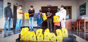 Food package distribution
