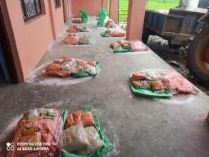 Food Relief Package