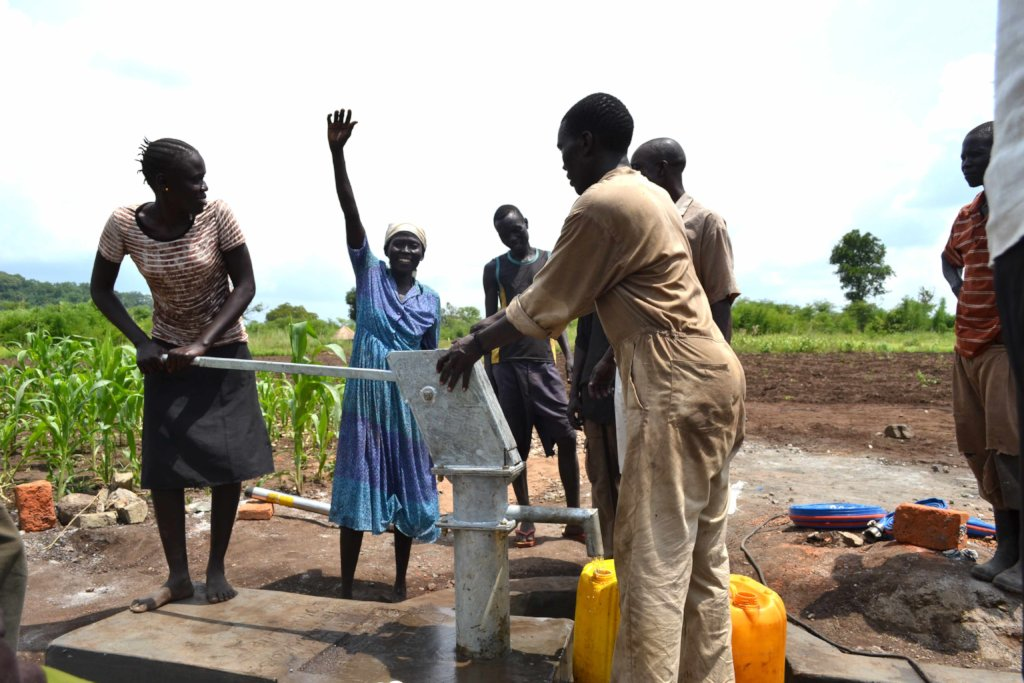 Support Clean Water for Maiwut Town, South Sudan