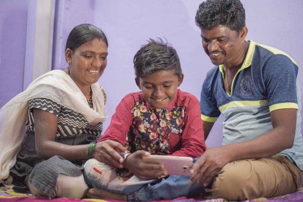 Support marginalized Indian children through Covid