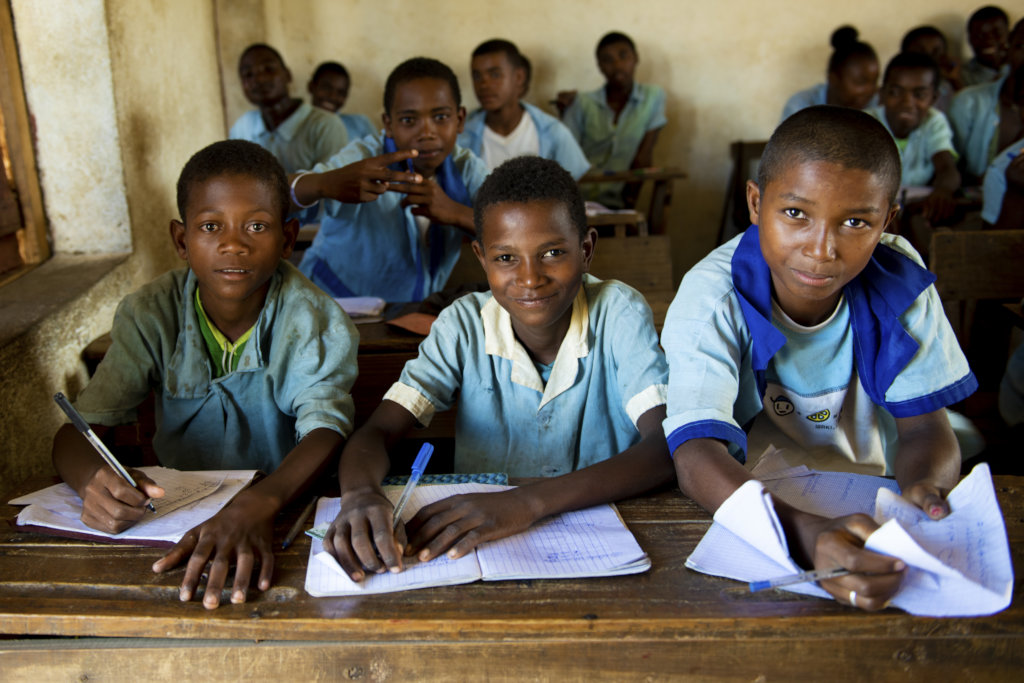Improving children's health and education