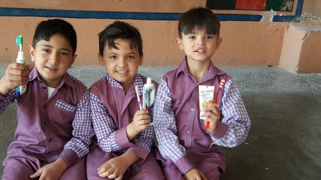 Provide Scholarship for One Afghan Boy