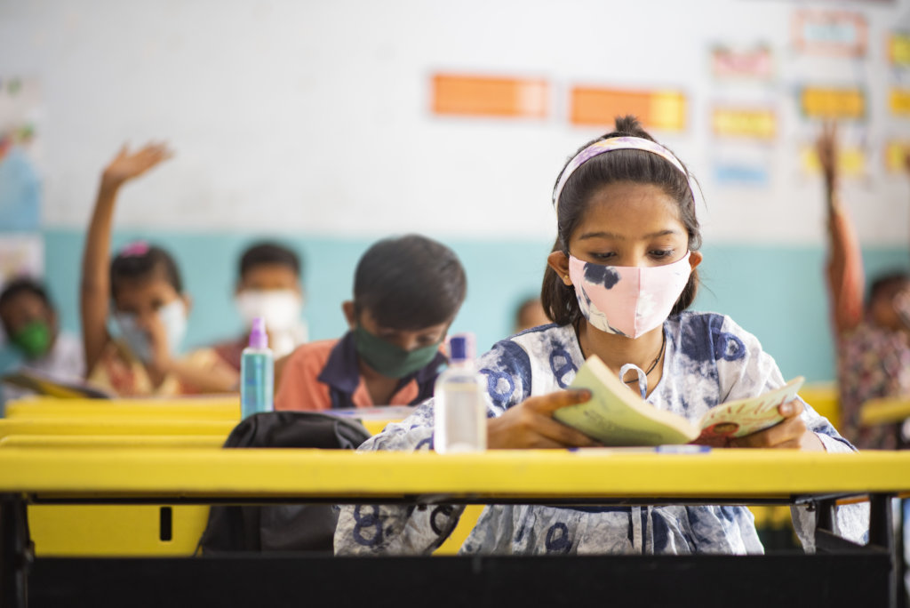 Help marginalized Indian children keep learning
