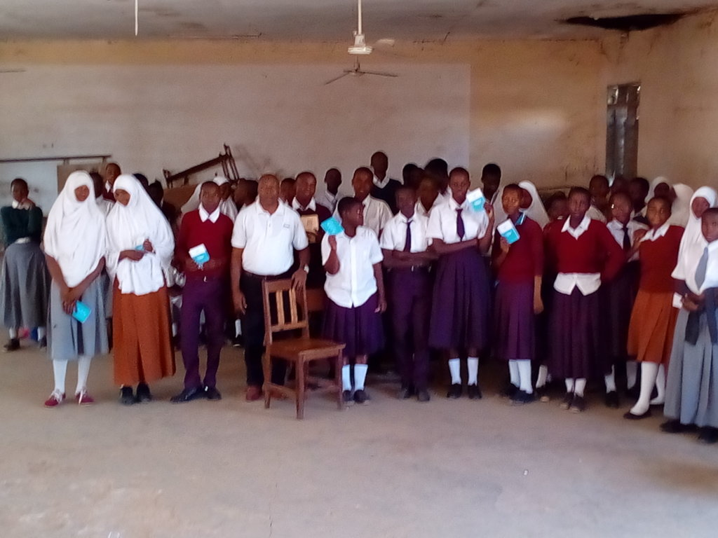 AID FOR 100 ORPHAN CHILDREN IN TABORA, TANZANIA