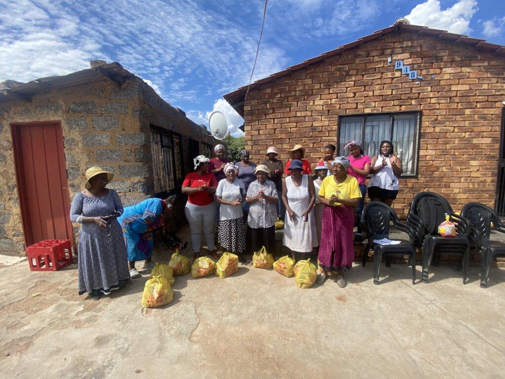 Lesedi la Batho Social Relief Fund, South Africa