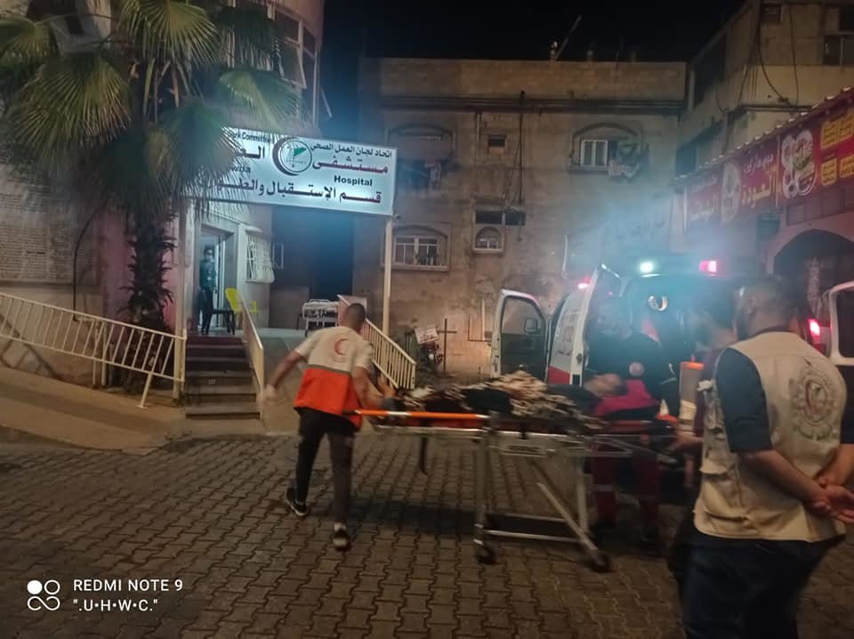 Save the lives of Injured in the Gaza Strip - OPT
