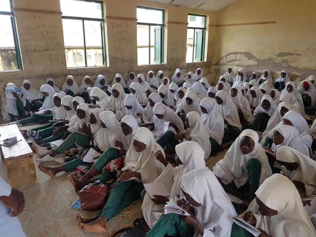 Keep a Girl in School In Northern Nigeria