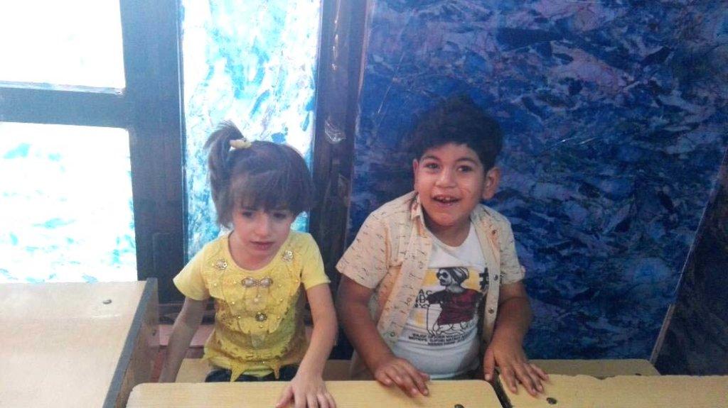 HELP IRAQI CHILDREN WITH DISABILITIES