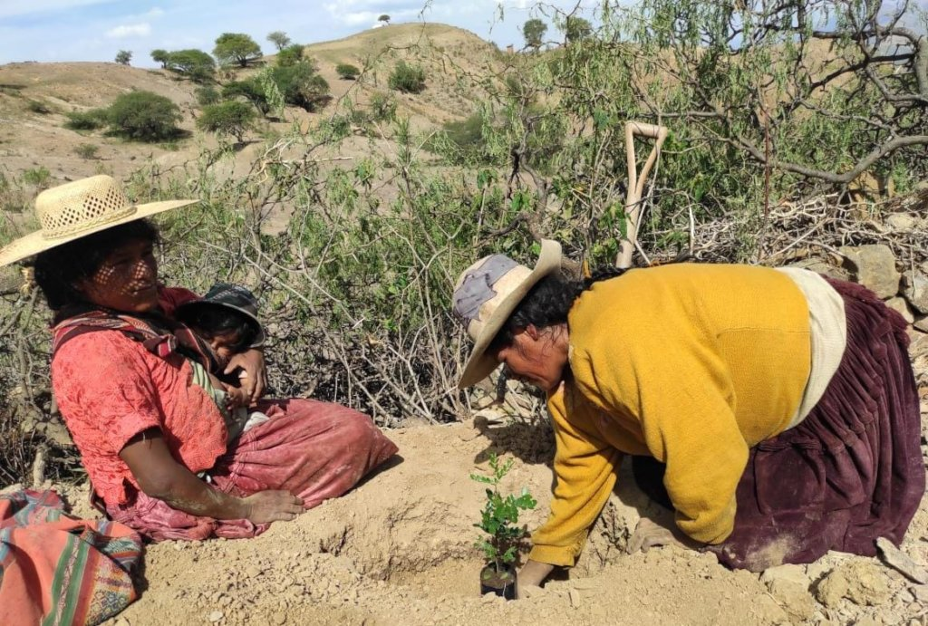 More equal opportunities for rural women