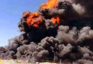 Recovery Fund - Massive Yezidi IDP Camp Fire