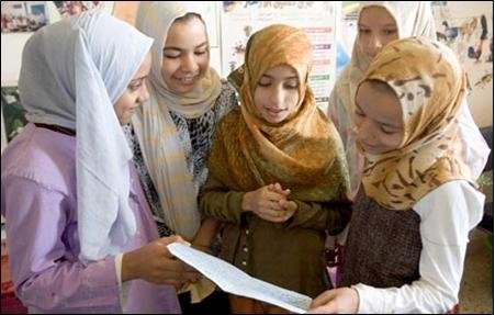 Use technology to improve education in Egypt