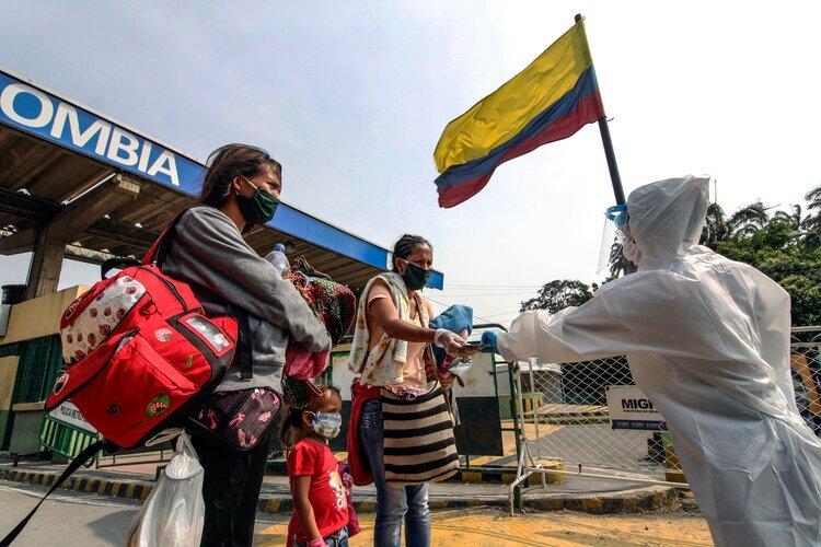 Medical Mission to aid Venezuelan refugees