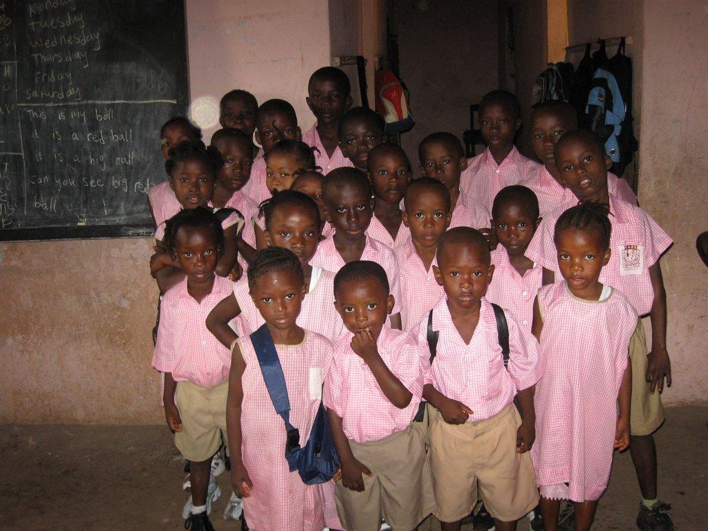 Quality Education for Sierra Leonean Children