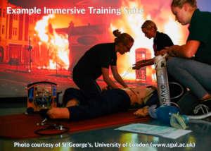 Example Immersive Training Suite