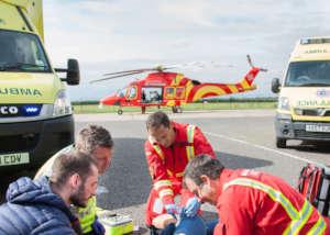 Help Essex & Herts Air Ambulance Save Lives