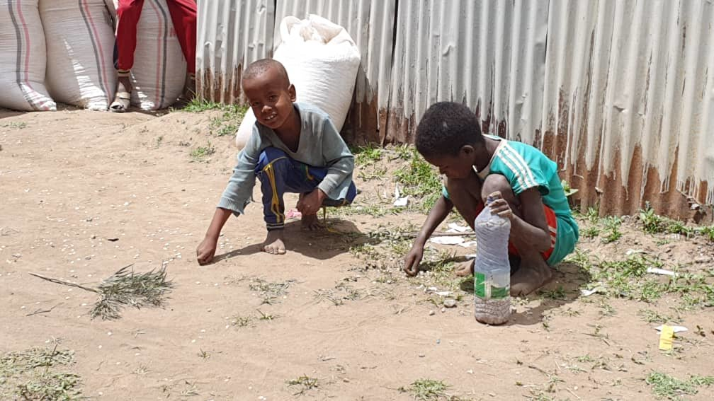 Provide for 2 Ethiopian Towns During Drought