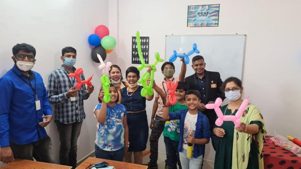 HELP DEAF & DUMB CHILDREN IN INDIA