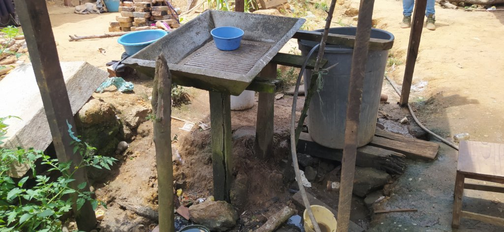 Clean & sufficient water for 106 indigenous fam.
