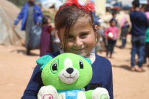 Containers of Love to Displaced Women & Children