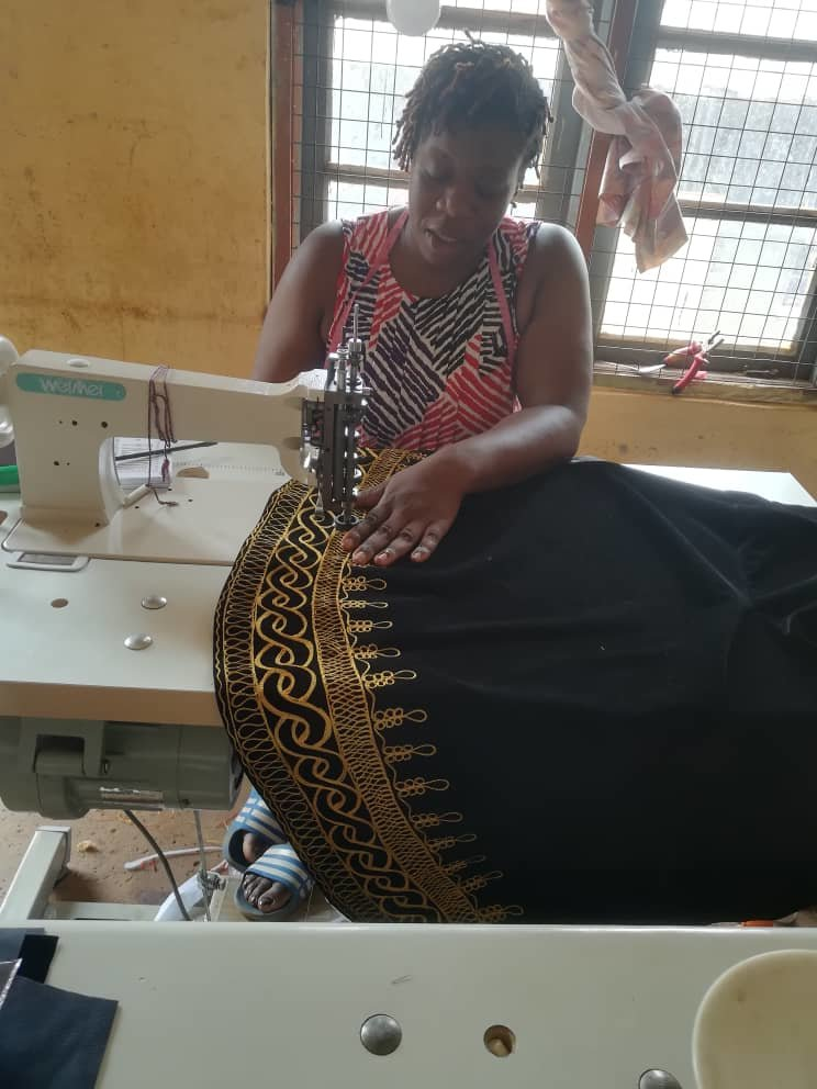Sew A Future for Women in Cameroon