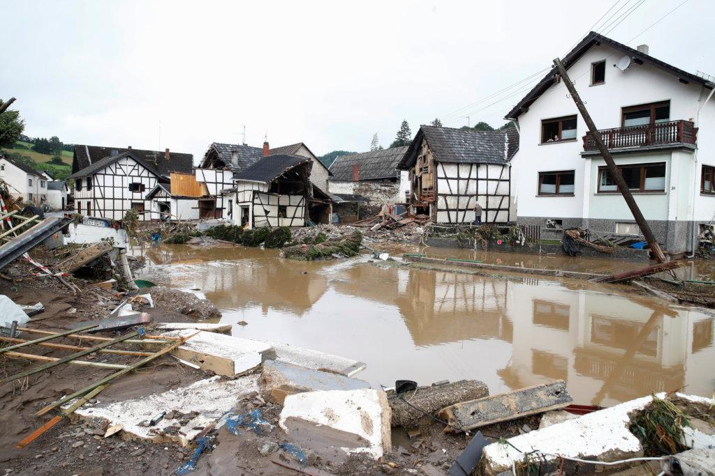 Western Europe Flood Relief Fund