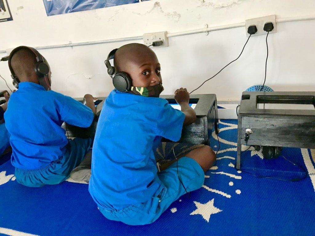 Digital Revolution Awards to build a Boys School
