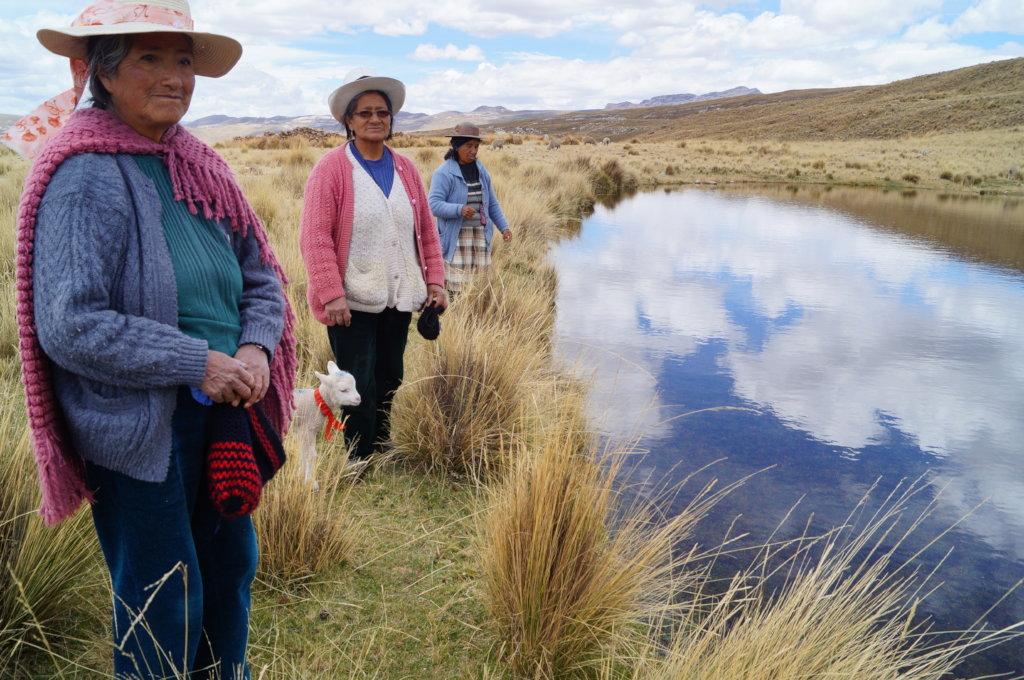 7 Communities Respond to Glacier Loss in Peru