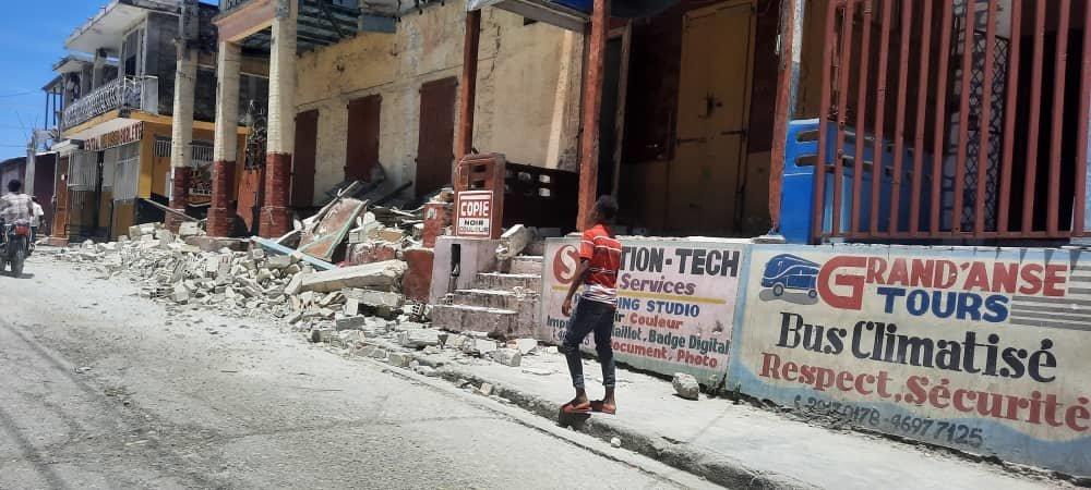 Earthquake Solidarity Project 4 Haiti by Haitians
