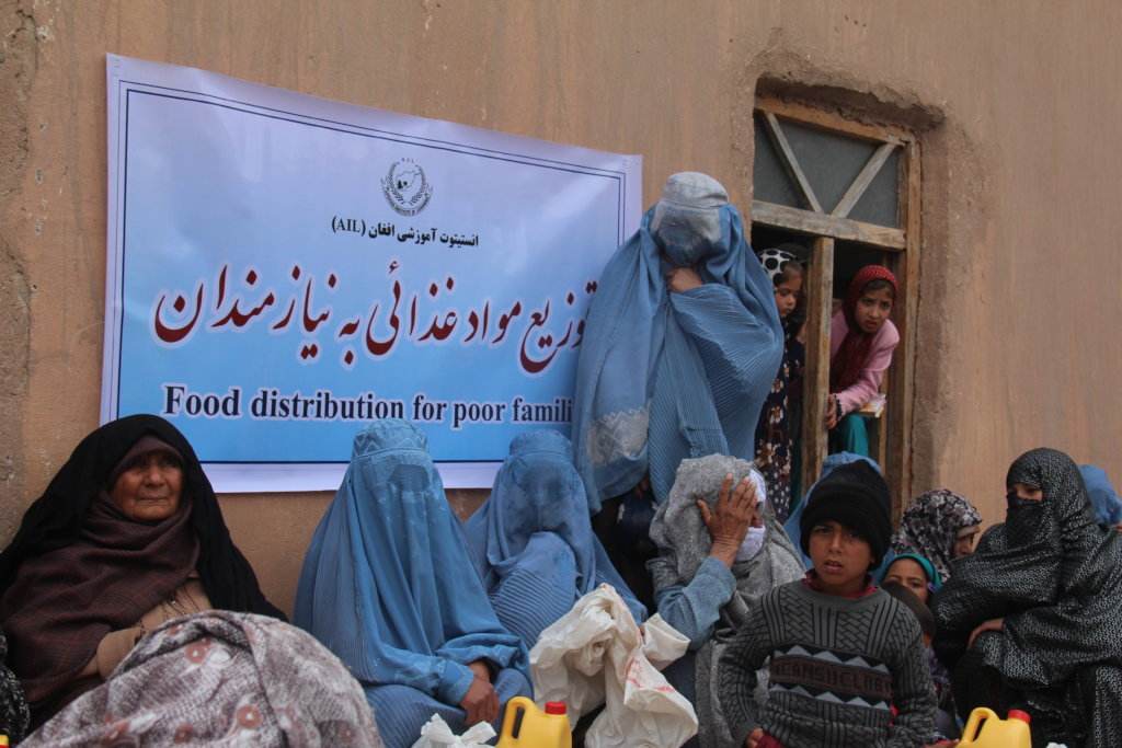 Urgent Help for Displaced Families in Afghanistan