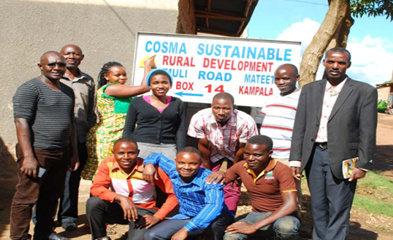 Provide safe transport for Cosma staffs in Uganda