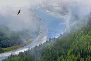 Blue Creek, photo by Dave Jensen
