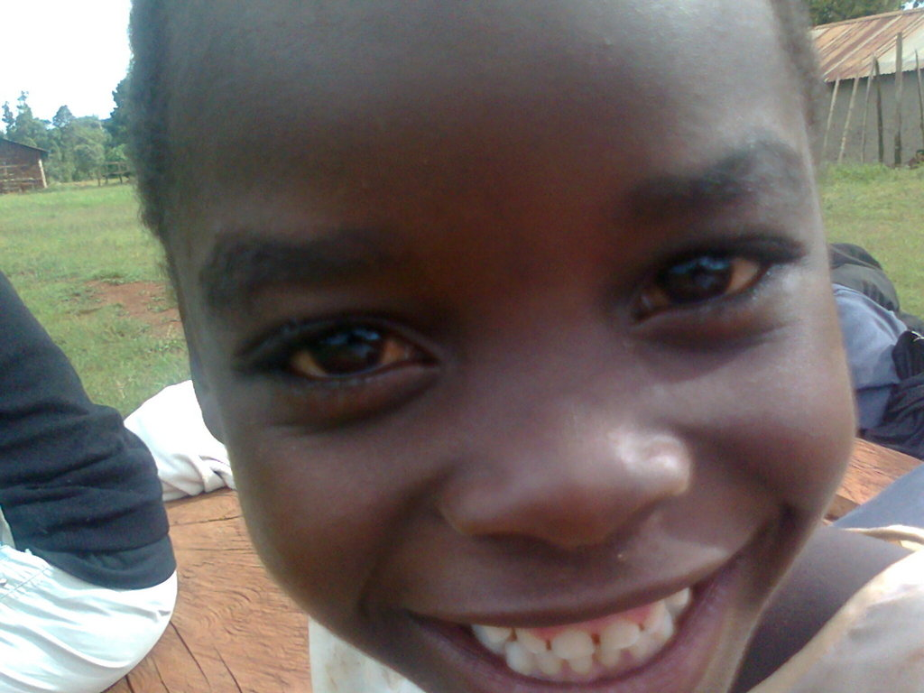 Feed & Educate an Orphan Child for a year in Kenya