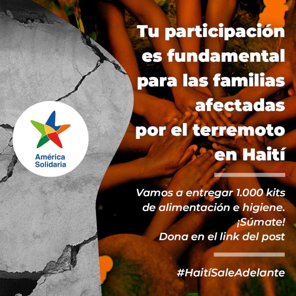 Haiti sale adelante // Haiti gets ahead