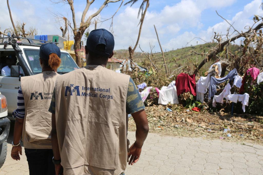 Addressing Humanitarian Needs in Haiti