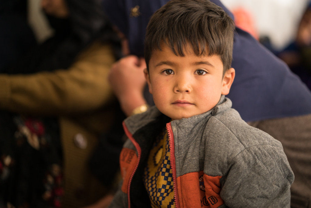 Support conflict affected families in Afghanistan