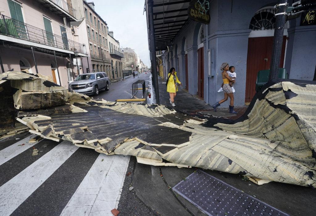 Hurricane Ida Relief Fund
