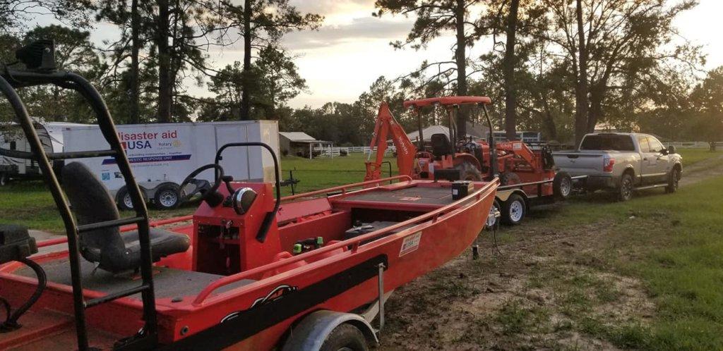 Provide Immediate Aid to Hurricane Ida Victims