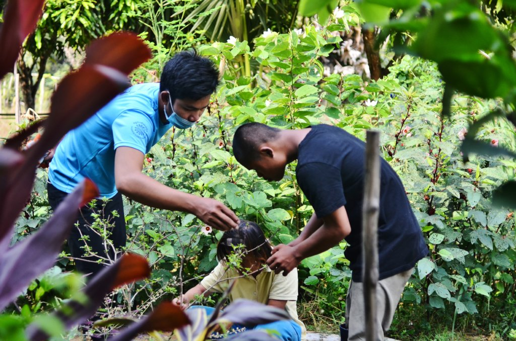 The Kep Farm for People with Disabilities