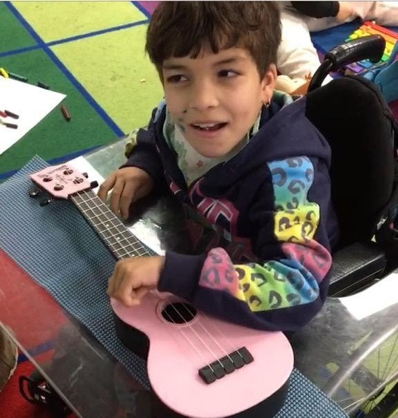 Provide Life-Changing Music for Fragile Students