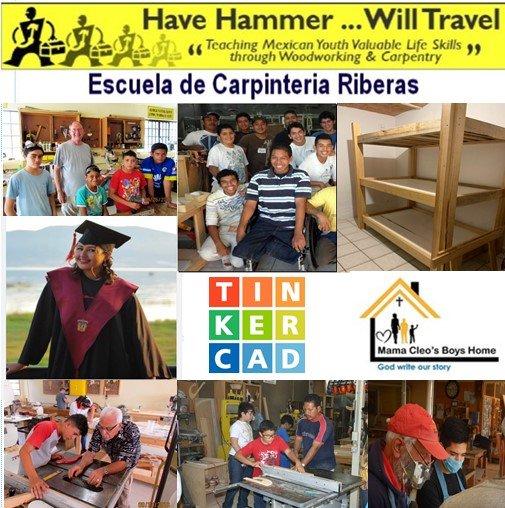 Empowering Women & Girls in a Woodworking Class