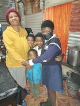 791 Orphans in need of food, sanitation & uniform