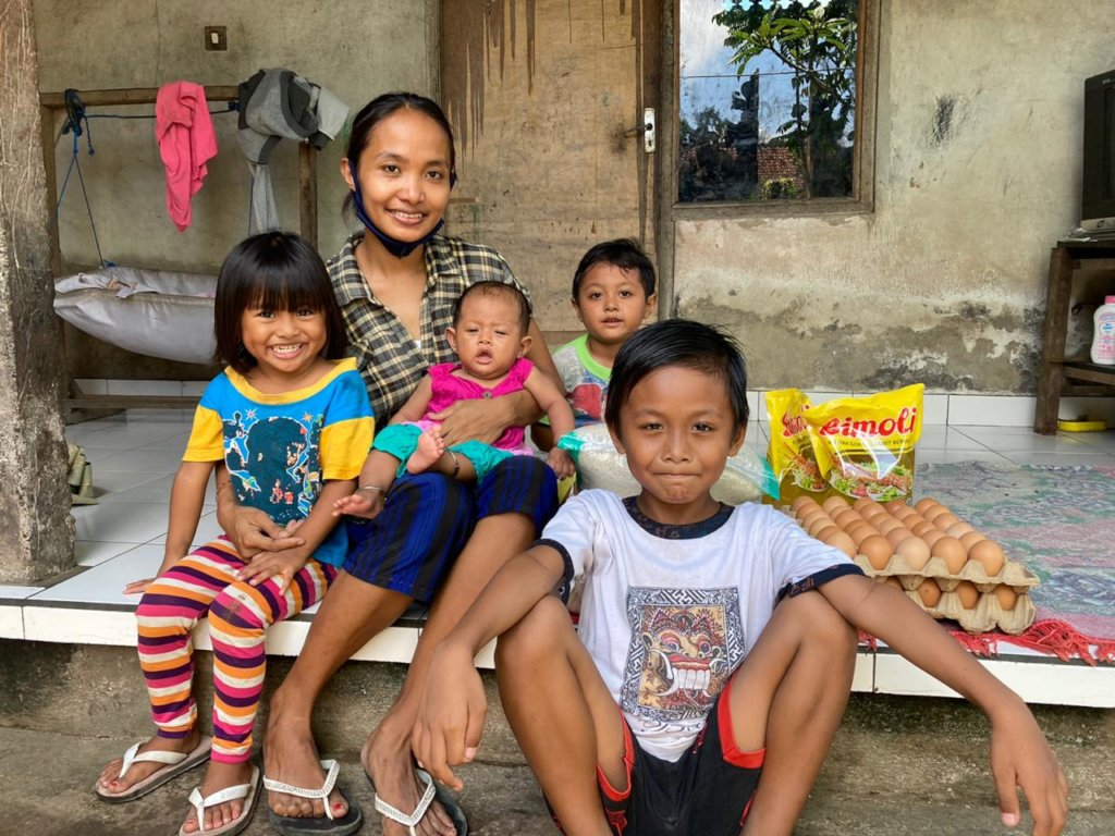 Women and Children Pandemic Food Security in Bali