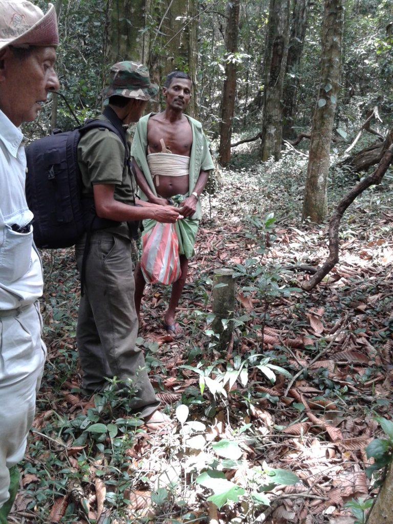 Support the Rainforest Guardians in Sri Lanka