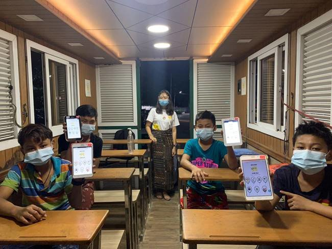 myME Box & Portable Digital Classroom (PDC)
