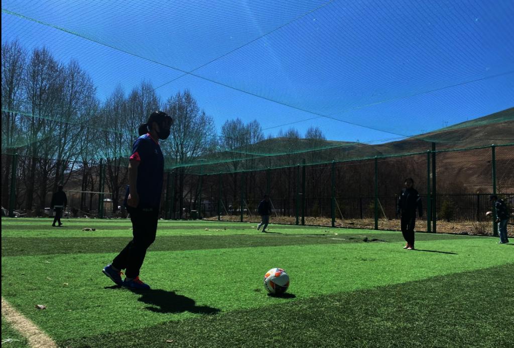 Tibetan Girls in Sports, Spirit and Success