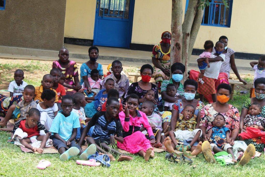 Education of 22  disabled children in Rwanda