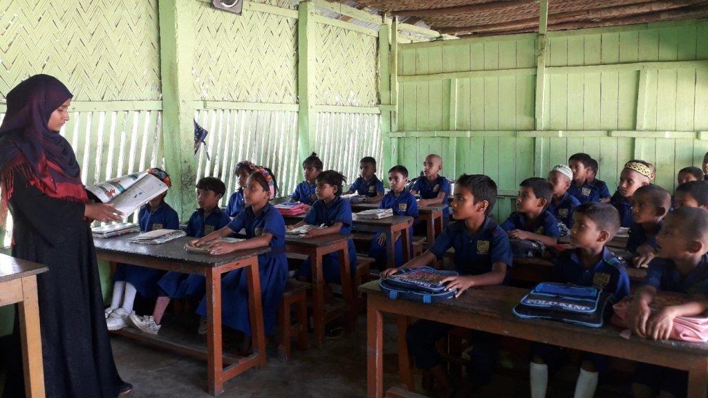 Underprivileged Children Education in Bangladesh